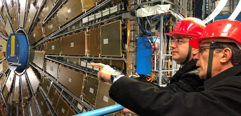 Εθνικό κέντρο του CERN στη Θεσσαλονίκη θέλει ο Τζιτζικώστας
