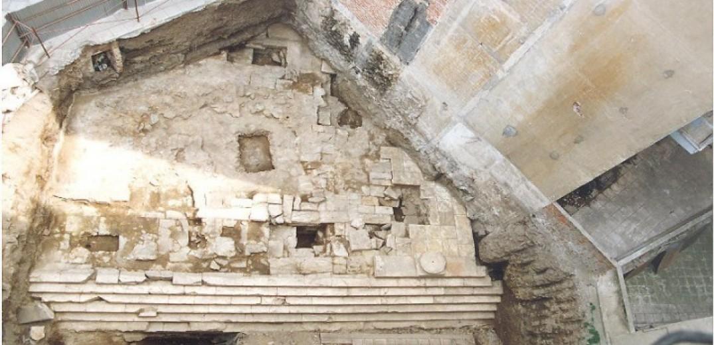 Θεσσαλονίκη: Προσωρινή η κατάχωση του ναού της Αφροδίτης