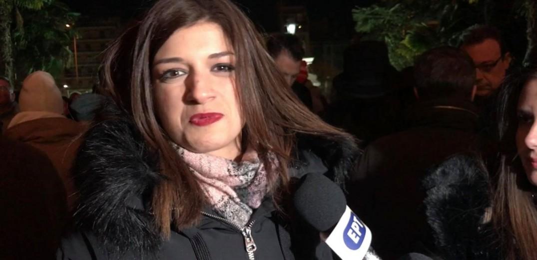 Κ. Νοτοπούλου: «Η συμφωνία των Πρεσπών είναι έντιμη και στο εξής ανοίγει δρόμους»