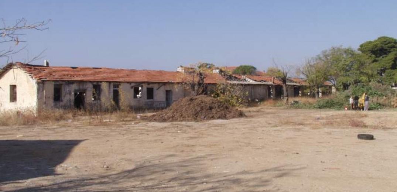 «Σκούπα και φαράσι» στο πρώην στρατόπεδο Κόδρα