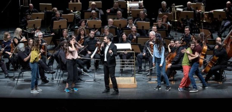 «Πάμε Ορχήστρα» με το Παιδικό Χωριό SOS Πλαγιαρίου