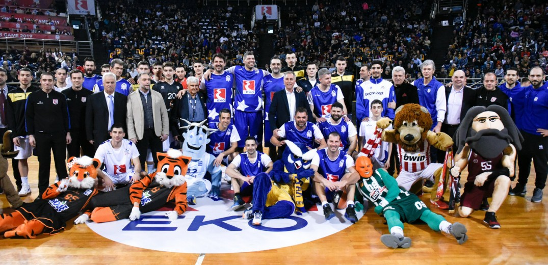 All Star Game: Οι «παππούδες» ζόρισαν τους πιτσιρικάδες