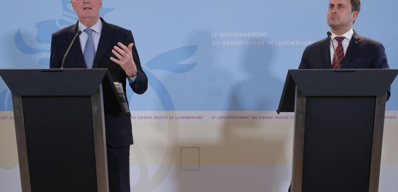 Μ. Μπαρνιέ: Στενεύει ο χρόνος για τη Βρετανία και το Brexit