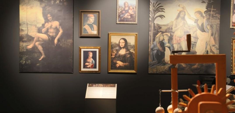 Ο Λεονάρντο Ντα Βίντσι παρουσιάζεται στη Θεσσαλονίκη