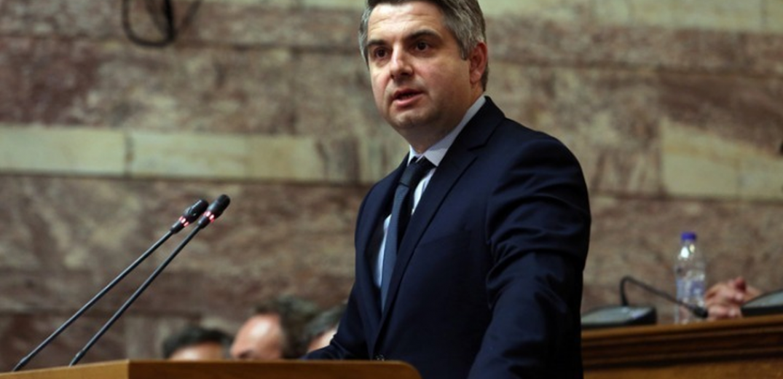 Αντίθετος σε σύμπραξη με τον ΣΥΡΙΖΑ ο Ο. Κωνσταντινόπουλος