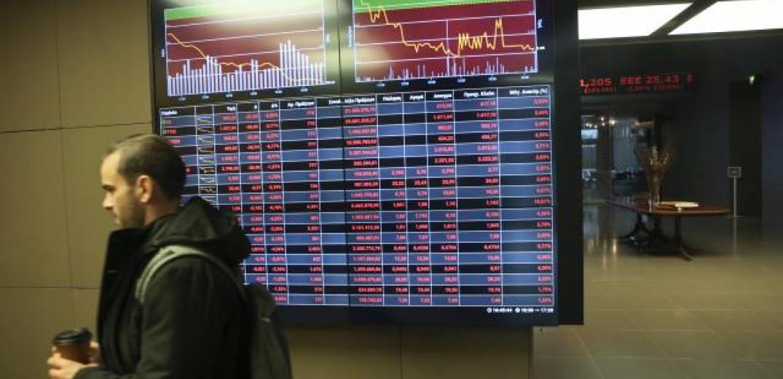 Άνοδος 0,72% στο Χρηματιστήριο