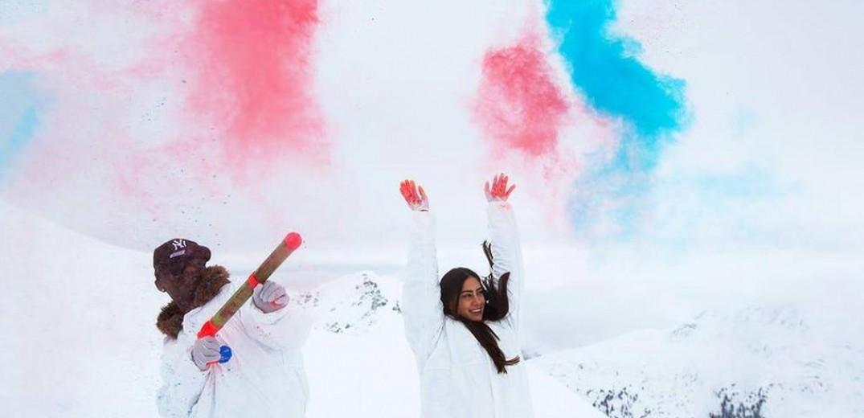 Θεσσαλονίκη: Με πρωταγωνιστή το άσπρο του χιονιού το φετινό φεστιβάλ χρωμάτων!