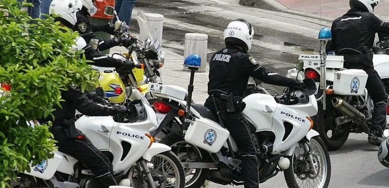 Σε 24 ώρες έγιναν 36 συλλήψεις στη Θεσσαλονίκη