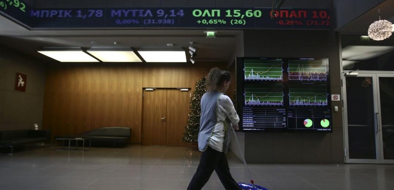 Επιδόσεις… Μποτσουάνας σημείωσε το 2018 το ελληνικό χρηματιστήριο