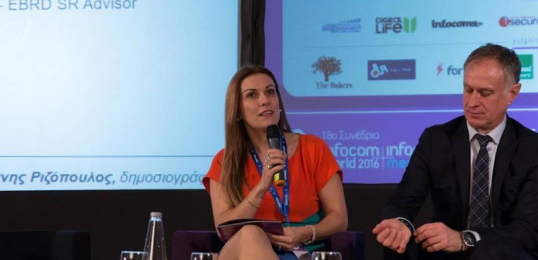 Παραιτήθηκε η Κατερίνα Σαρικάκη από την ΕΡΤ3