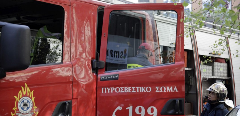 Θεσσαλονίκη: Φωτιά σε διαμέρισμα στα Διαβατά -Απεγκλωβίστηκε ηλικιωμένος