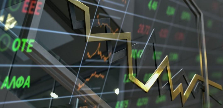 Χρηματιστήριο: Μικρή άνοδος παρά των πτώση των τραπεζικών μετοχών