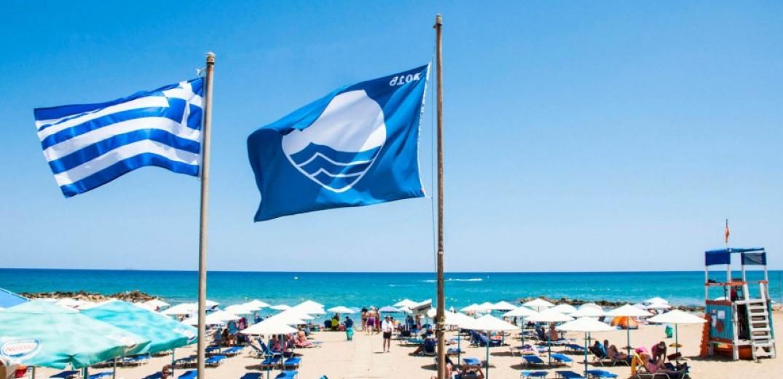 Οι γαλάζιες σημαίες έφεραν πάνω από 32 εκατομμύρια τουρίστες στην Ελλάδα το 2018