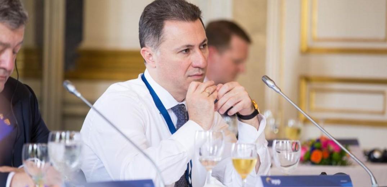 ΠΓΔΜ: τελειωμό δεν έχουν τα βάσανα του Νίκολα Γκρούεφσκι