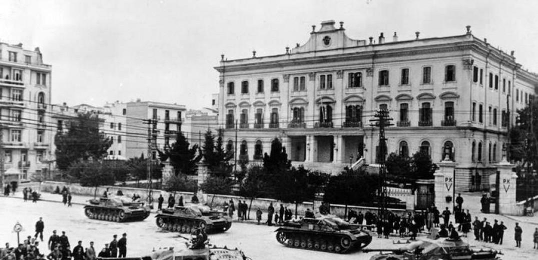 H Θεσσαλονίκη γιορτάζει σήμερα την απελευθέρωση από τους Ναζί