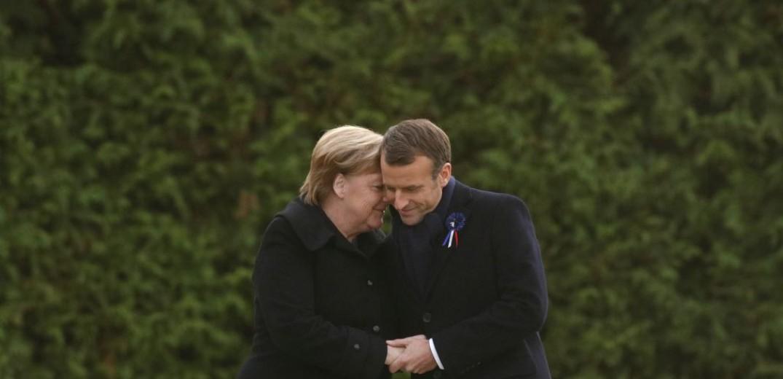 Μακρόν και Μέρκελ θα ανανεώσουν τους.... όρκους των χωρών τους