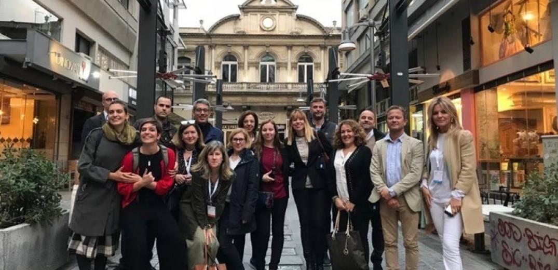 Η ισπανική βιομηχανία τουρισμού των συνεδρίων προσεγγίζει τη Θεσσαλονίκη