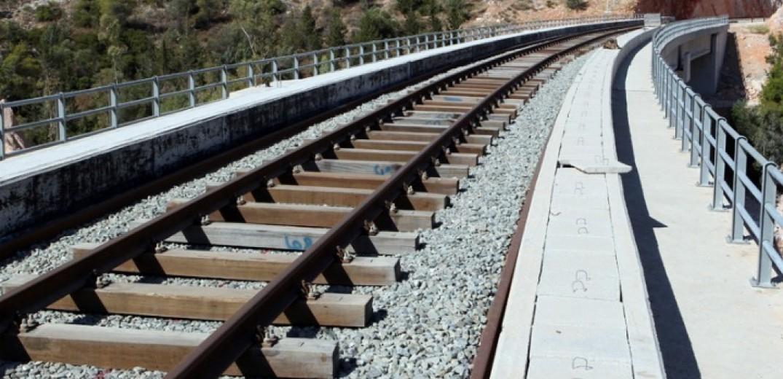 Αποκαταστάθηκε η σιδηροδρομική κυκλοφορία Λάρισας-Κατερίνης