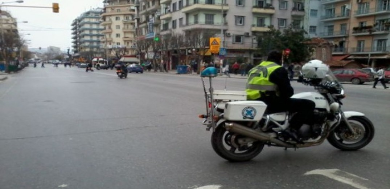 Κυκλοφοριακές ρυθμίσεις την Κυριακή στην Εγνατία