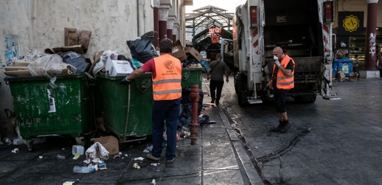 Δήμος Θεσσαλονίκης: Συνεχίζονται οι κινητοποιήσεις των εργαζομένων καθαριότητας
