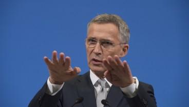 Στόλτενμπεργκ προς πΓΔΜ: Είσοδος στο ΝΑΤΟ μόνο με επικύρωση της συμφωνίας