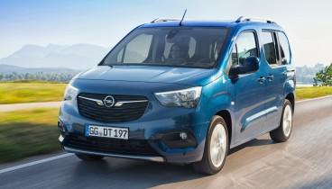 Το «έξυπνο» νέο Opel Combo Life