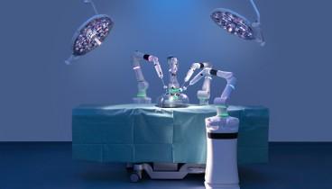 Νέο σύστημα ρομποτικής χειρουργικής