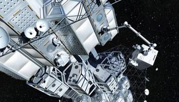 Ασανσέρ στο διάστημα!