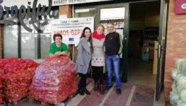 Δήμος Θέρμης: Νέα πακέτα βοήθειας από το Κοινωνικό Παντοπωλείο