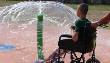 Στην Πορτογαλία το πρώτο υδάτινο πάρκο στην Ευρώπη για άτομα με αναπηρία!