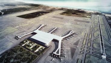 Σχεδόν έτοιμα δυο από τα μεγαλύτερα αεροδρόμια του πλανήτη!