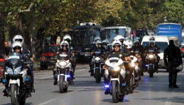 Θεσσαλονίκη: Σε επιφυλακή η αστυνομία για την ομιλία Τσίπρα