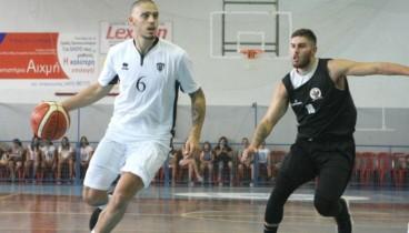 Μπάσκετ: Άνετη νίκη του ΠΑΟΚ στην Καστοριά