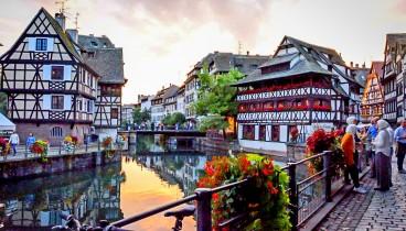 Στη «Μικρή Γαλλία» στο Στρασβούργο, μια εμπειρία που πρέπει να  ζήσεις!