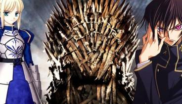"""Το """"Game of Thrones"""" σε anime έκδοση (video)"""