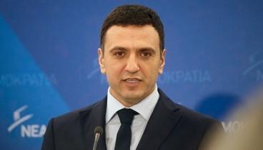 Β. Κικίλιας: Μέλημα του ΣΥΡΙΖΑ να ναρκοθετήσει την πρωθυπουργία του Κυρ. Μητσοτάκη