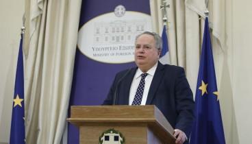 Στη Σμύρνη για τα εγκαίνια του γενικού προξενείου της Ελλάδας ο Ν. Κοτζιάς