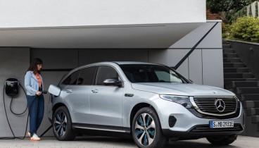 Ιδού το πρώτο ηλεκτρικό μοντέλο της Mercedes