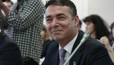 Ν. Ντιμιτρόφ: Ιστορική ευκαιρία η συμφωνία των Πρεσπών
