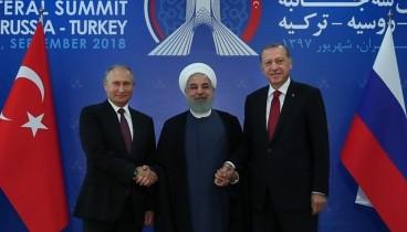 Σύνοδος Τεχεράνης: Ο Πούτιν «έχει αποδείξεις για σκηνοθετημένες επιθέσεις με χημικά που ετοιμάζουν οι αντάρτες»