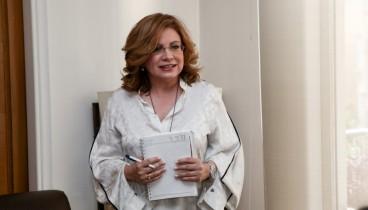 Ως πρέσβειρα της Ε.Ε. αλλά και ως μητέρα μίλησε στον Εύοσμο για το ασφαλές διαδίκτυο η Μ. Σπυράκη