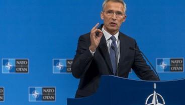 Bloomberg: Μονόδρομος για ένταξη στο ΝΑΤΟ η συμφωνία των Πρεσπών, διαμηνύει ο Στόλτενμπεργκ