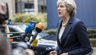 Βρετανία: Αύριο στο κοινοβούλιο θα κάνει τελικά δήλωση για το  Brexit η Μέι