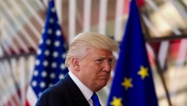 Τραμπ: Ιστορική η συμφωνία των Πρεσπών