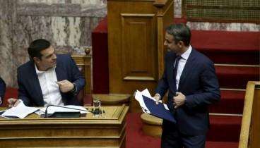 Αντιπαράθεση ΣΥΡΙΖΑ - ΝΔ για τη συγκέντρωση της Θεσσαλονίκης