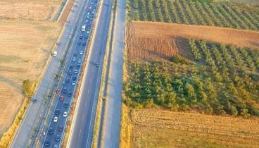 Αποκαταστάθηκε η κυκλοφορία στην Ε.Ο. Θεσσαλονίκης - Ν. Μουδανιών