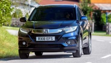 Η Honda αποκαλύπτει το ανανεωμένο HR-V