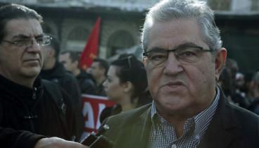 Δ. Κουτσούμπας: Η έκθεση των ΗΠΑ για την Ελλάδα θυμίζει παλιές σκοτεινές εποχές