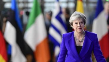 Τ. Μέι: Το δεύτερο δημοψήφισμα θα δίχαζε ακόμη περισσότερο την χώρα