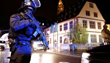 Στρασβούργο: Δεύτερη ημέρα ανθρωποκυνηγητού